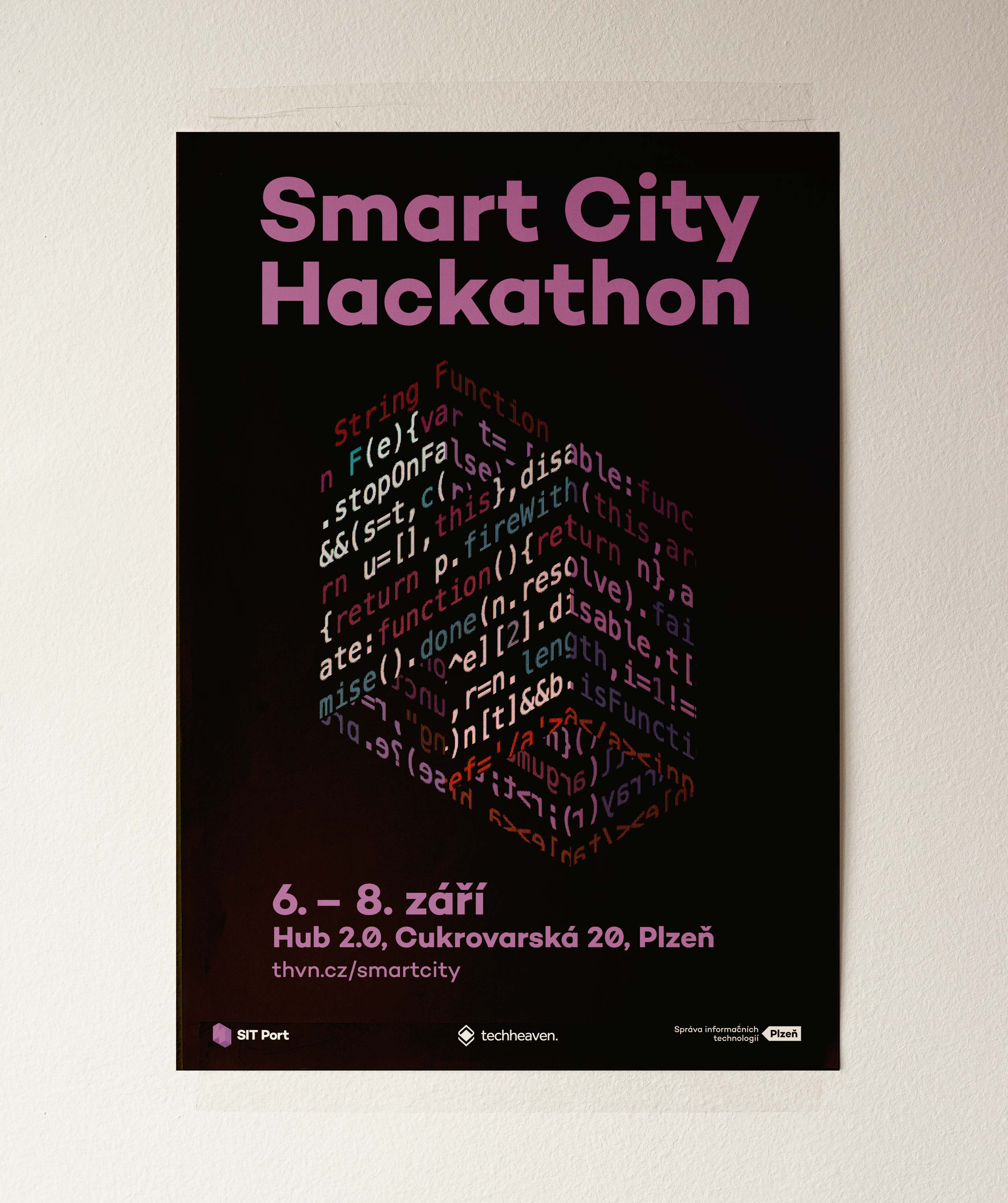 Smart City Hackathon designed by Dima